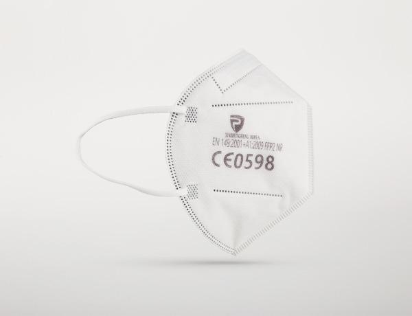 FFP2 masker - Oorlussen Image